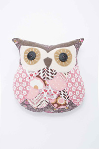 Coussin hibou chez Urban Outfitters