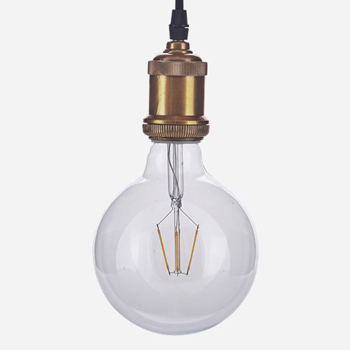 Tendance deco | ampoule edison filament retro ronde House Doctor