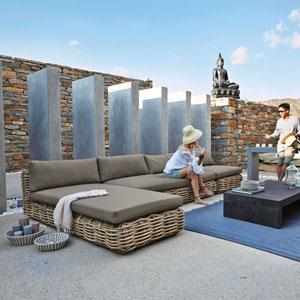 Nouveaut s jardin 2015 mobilier canape deco for Maison du monde salon de jardin