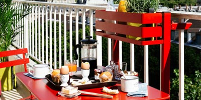 Table pliante de balcon Fermob