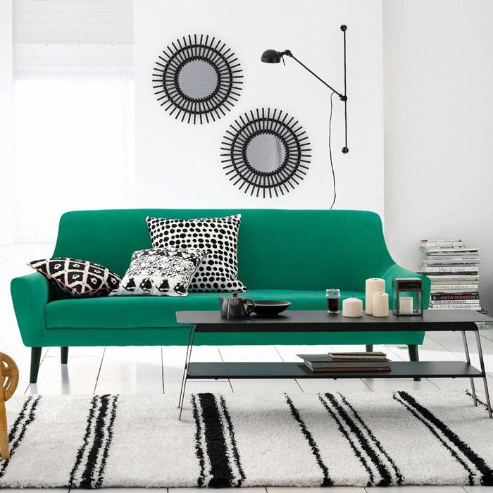 nos coups de en soldes mobilier canape deco. Black Bedroom Furniture Sets. Home Design Ideas
